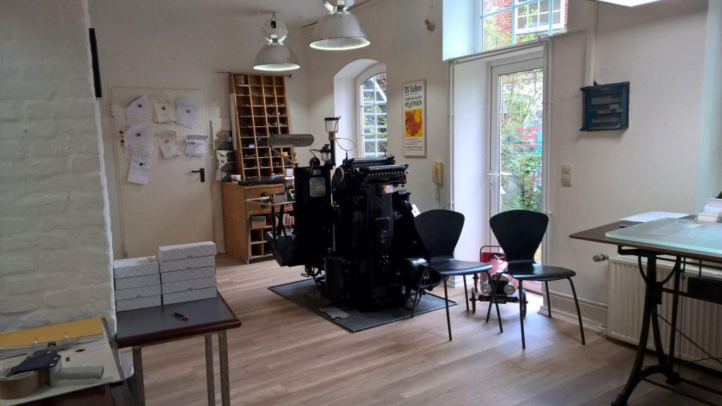 Druckerei Hamburg Ottensen
